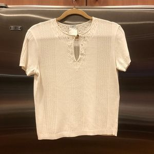 AUTHENTIC Chanel Sweater Tee